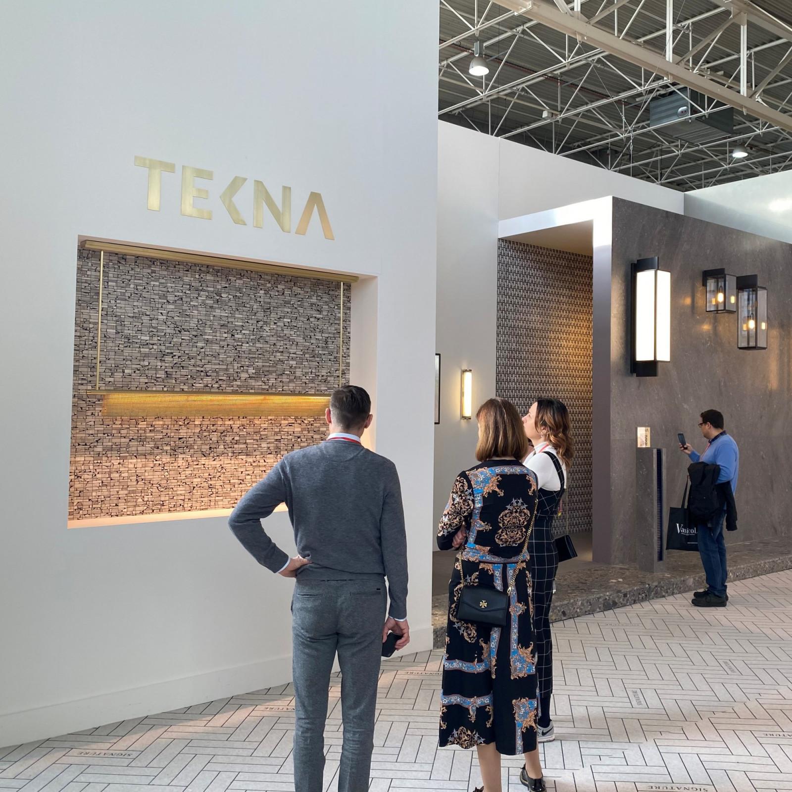 Tekna revealed its unique luminaires at M&O 2020