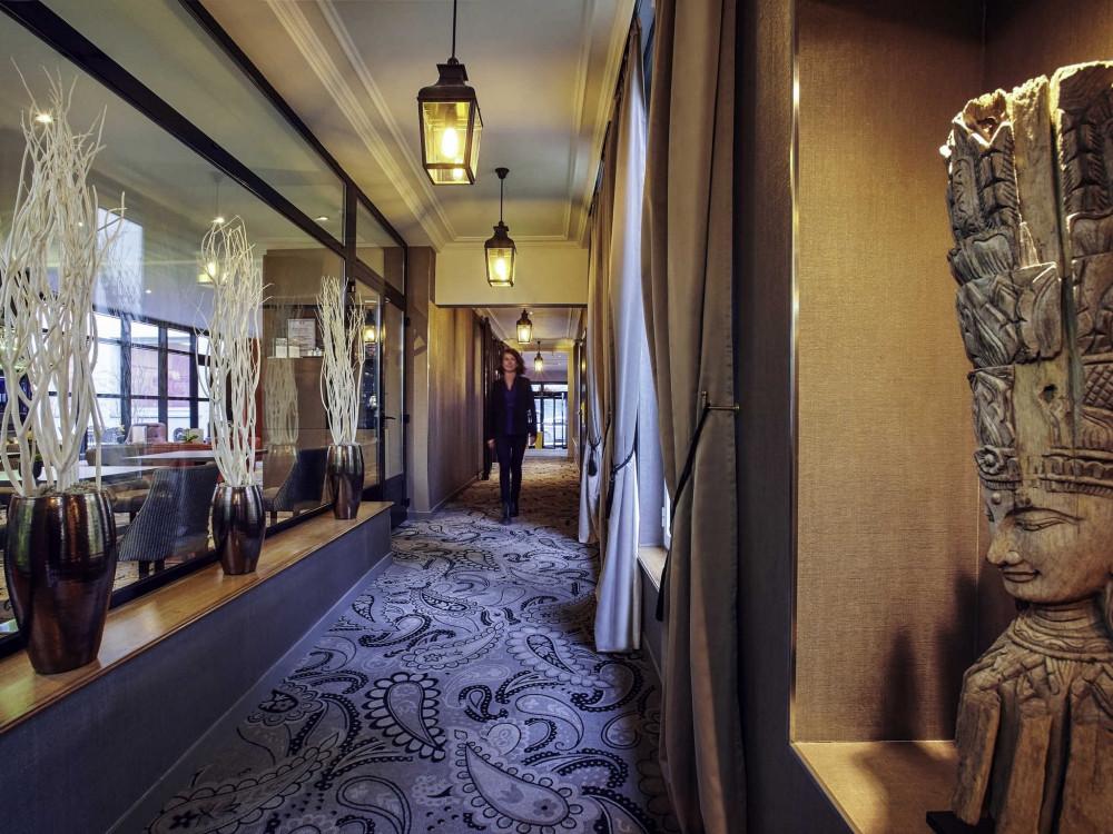 Hotel Mercure Paris Tour Eiffel Grenelle
